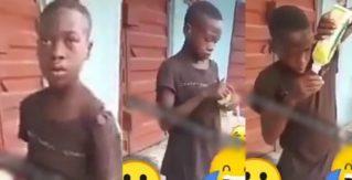 Boy, Food, Dustbin, Parent, Hunger,News, breaking news, latest news, Nigeria news, naija news, trending news, bbc news, vanguard news today, davido