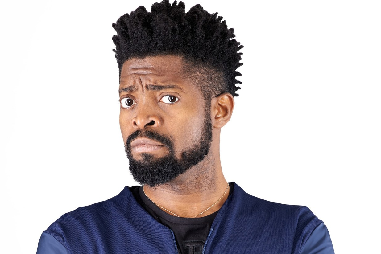 The church is now threatening us with financial curse over tithe - Basketmouth reacts to Oyedepo's comment