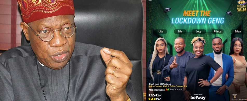 I didn't give order to suspend Big Brother Naija - Lai Mohammed Read more: https://www.legit.ng/1350621-updated-i-didnt-give-order-suspend-big-brother-naija-lai-mohammed.html
