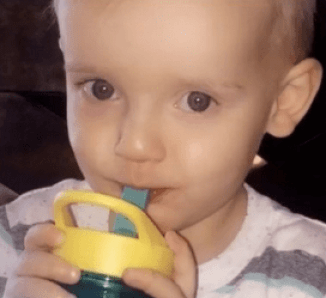 Toddler found dead near crib after being 'smothered with bloody pillow'