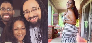 We live together and get along really well – Woman says as she shows off her two husbands in USA