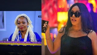 #BBNaija: Lucy and Nengi engage in shouting match in Big Brother house (video)