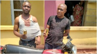 We come from Anambra to drug Ogun riders to sleep and steal their bikes — Suspects