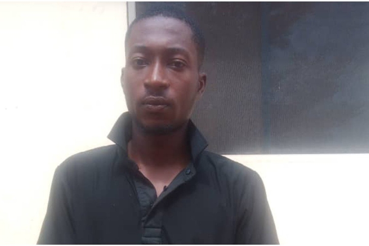 26-year-old man allegedly rapes girl, 10 in his shop