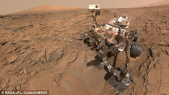 Evidence of melting snow on Mars flowing into gullies hints at prospect of life on planet