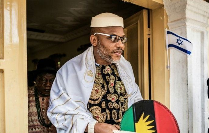Come And Join ESN, Nnamdi Kanu Tells 101 Soldiers Who Fled From Boko Haram