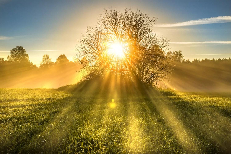 Light Rays Photoshop Overlay Collection