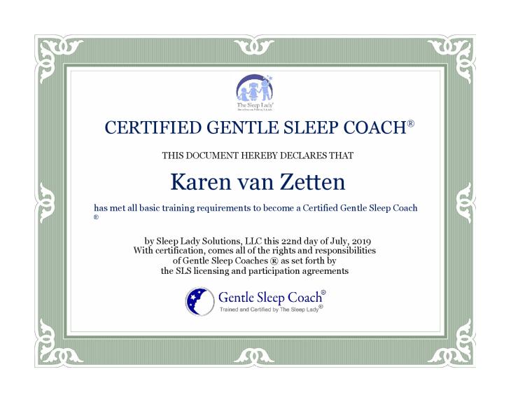 GSC Certificate