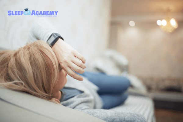 Smart Devices with Sleep Aid Software