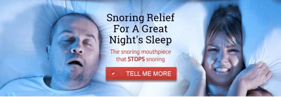 Stop Snoring Tonight