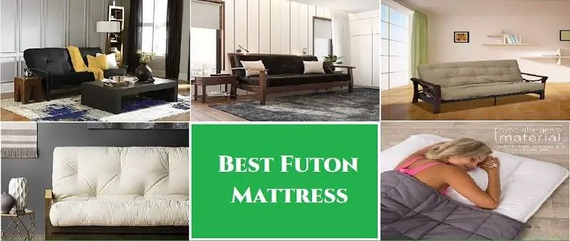 best futon mattress 2021 top picks
