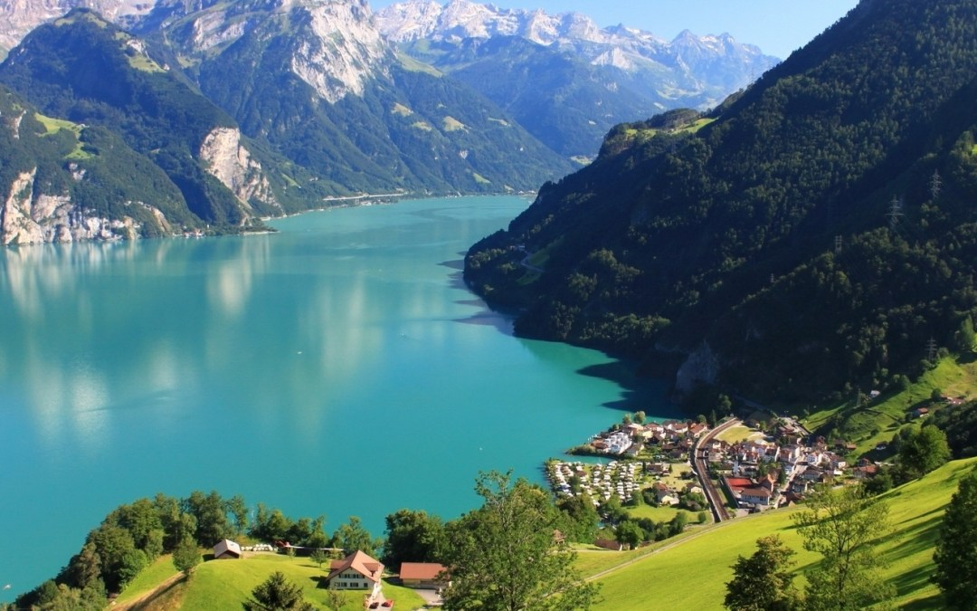 Traveling with Kids in Switzerland
