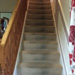 Dirty Stairs Carpet