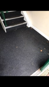Cleaning Carpets and Tiles