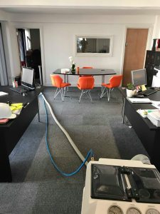 Office carpet cleaning in Northampton