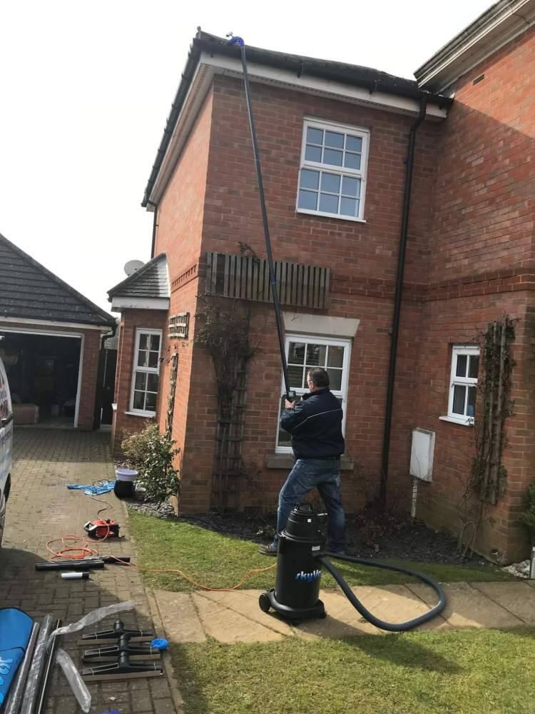 Gutter Cleaning Northampton