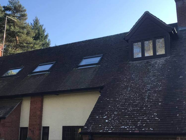 Roof Cleaning Towcester