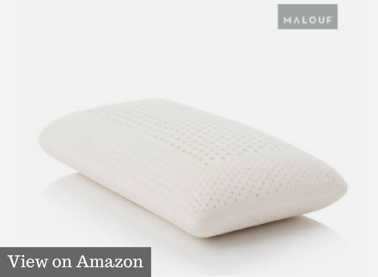 Natural Talalay Latex Zone Pilllow
