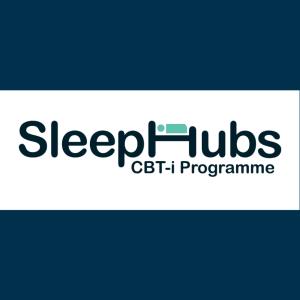 CBT-i Programme logo SleepHubs