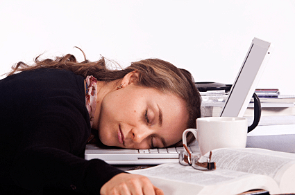 Sleep deprivation causes sleepiness during the day and other complications