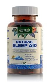 Natural Sleep aid reviews for Insomnia