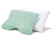 Viscofresh snoring pillow is one of the best sleeping aids. It guarantees a snore free night