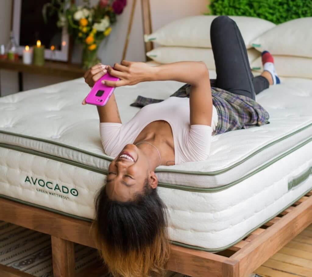 avocado green mattress review is it