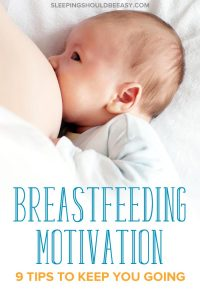 breastfeeding motivation