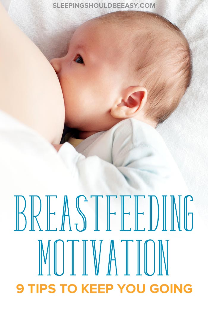 breastfeeding motivation