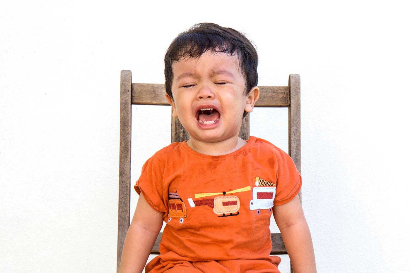 handling tantrums
