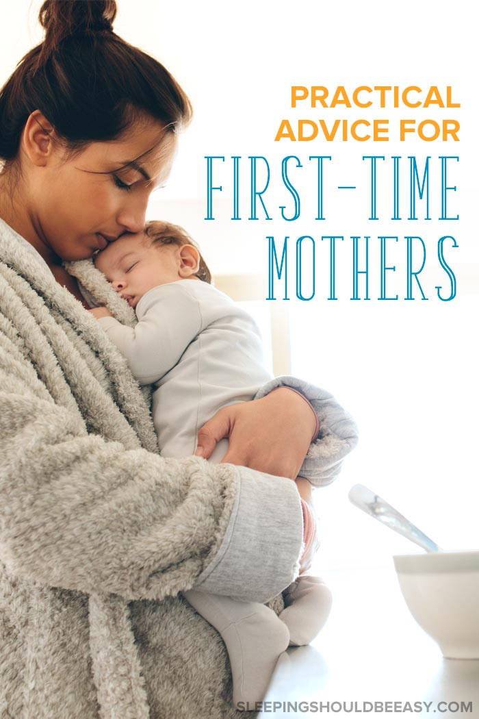 Practical advice for new moms