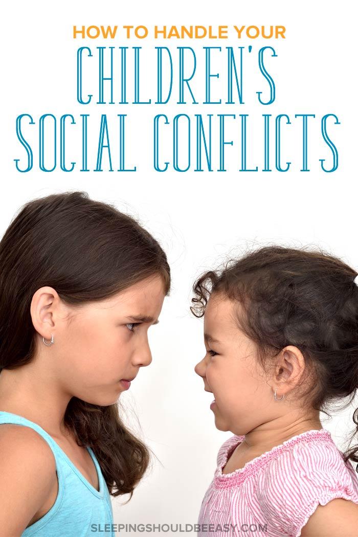 Children's Social Conflicts