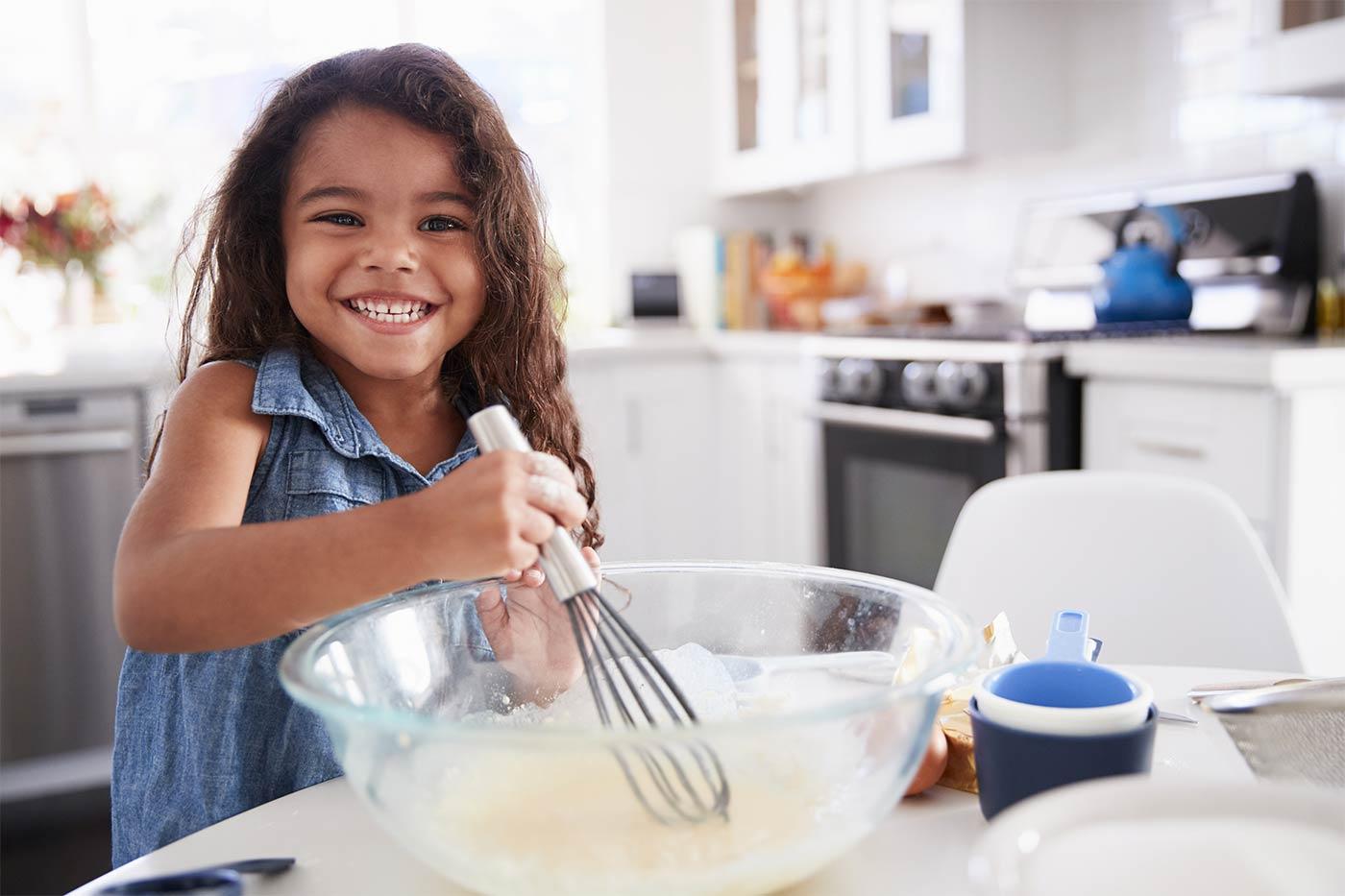 Raising a Self Sufficient Child