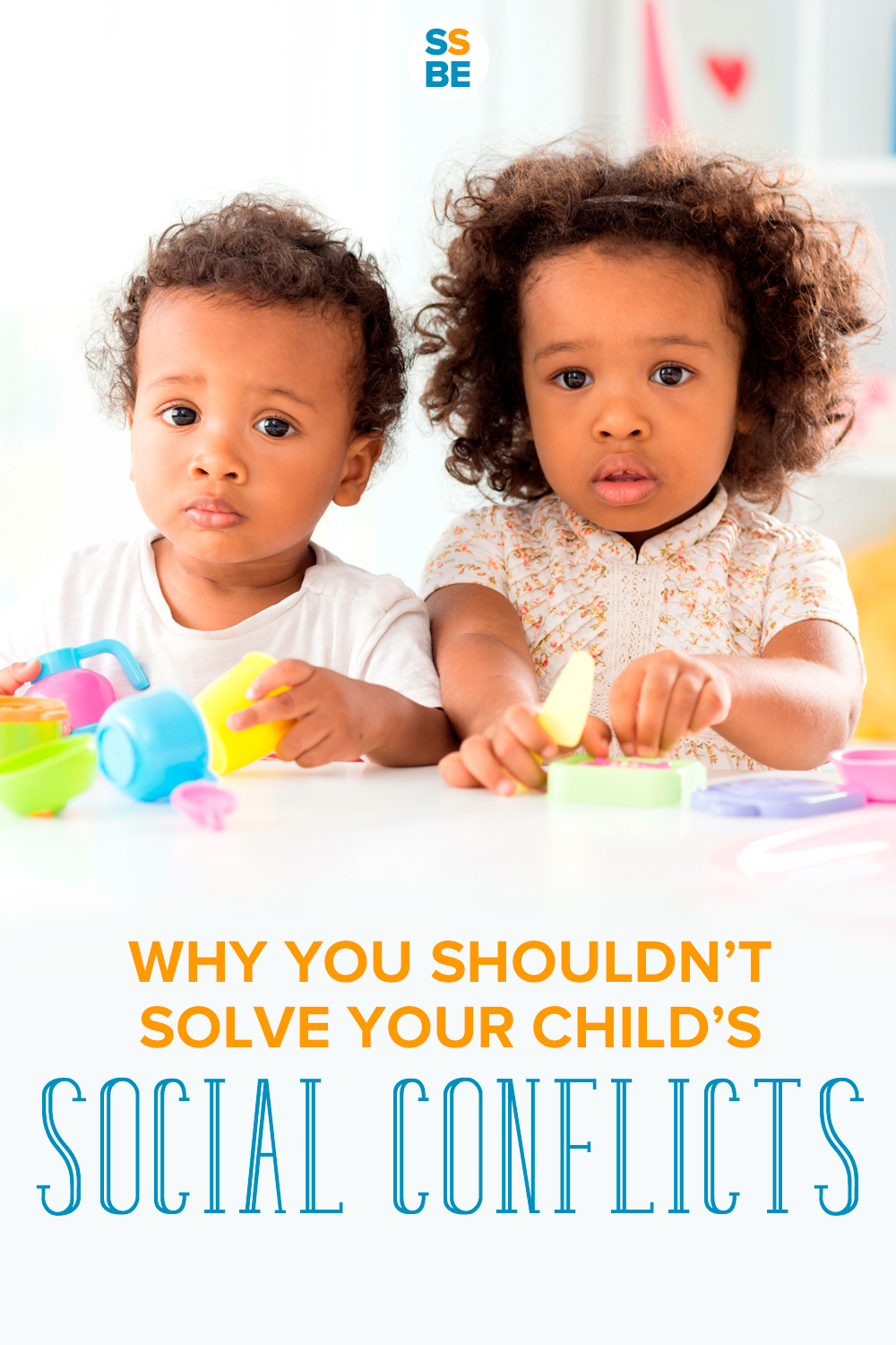 Seeing kids argue can be awkward and uncomfortable, but discover why you shouldn't solve your child's social conflicts (and what to do instead).