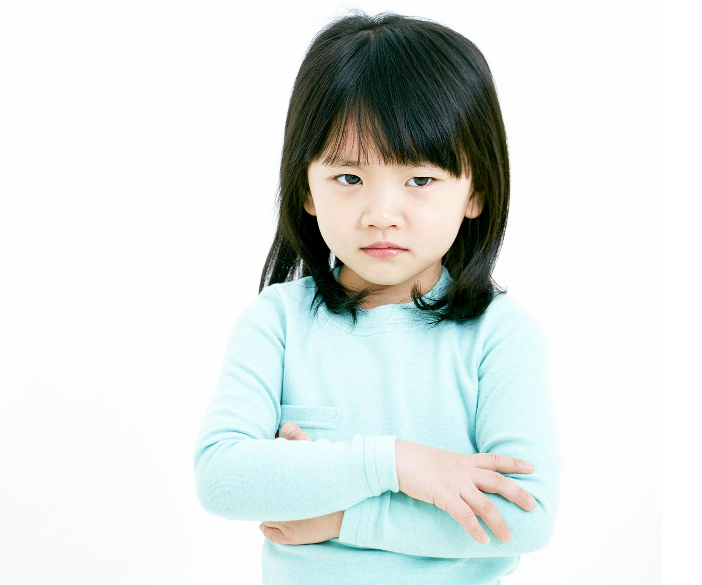 Grumpy little girl: 3 ways we unintentionally disrespect kids