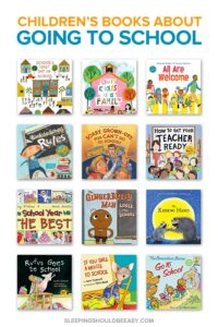 Children's Books about Going to School