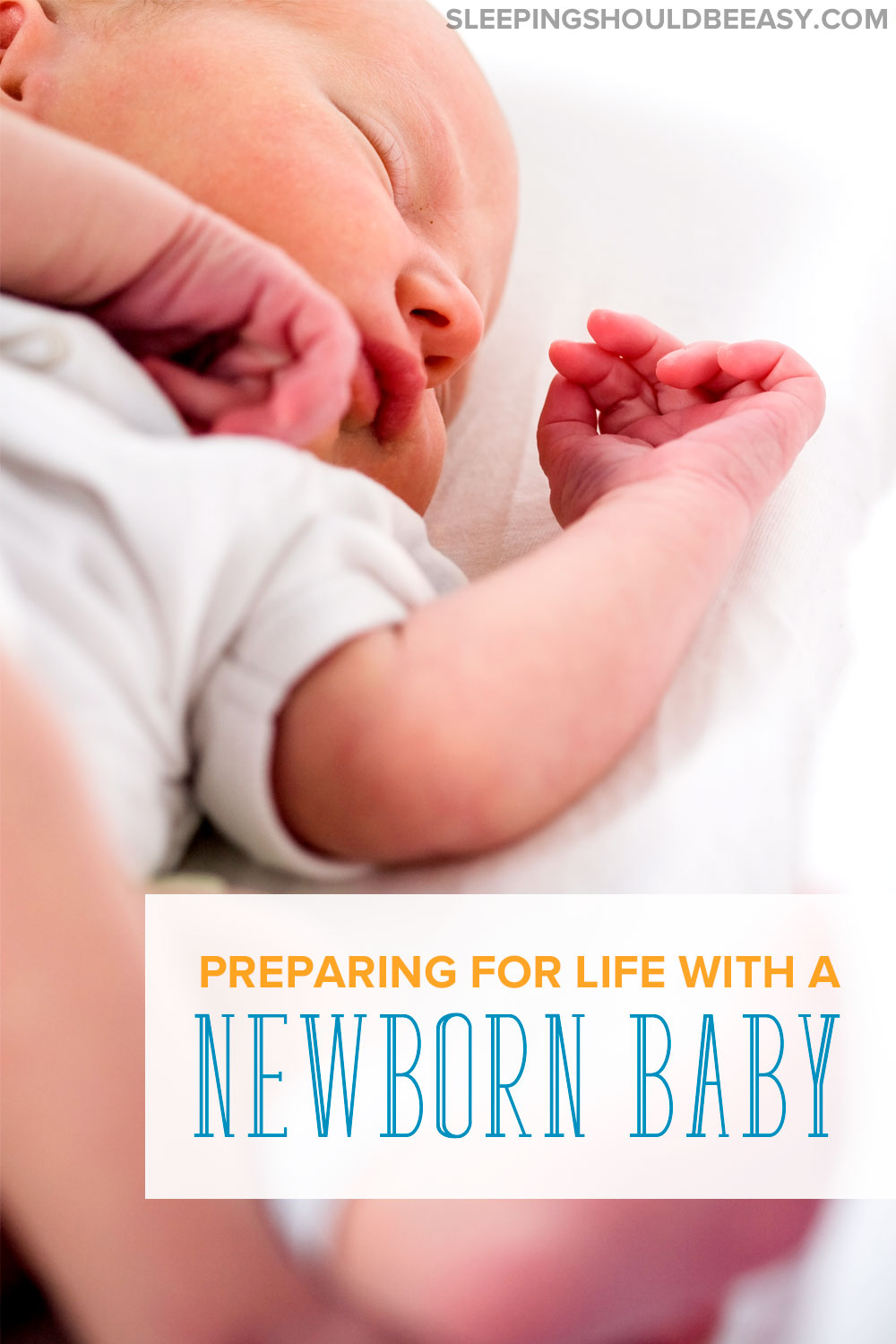 When does life with a newborn get easier? The first few months of your child's life can be some of the toughest. After all, you've heard the newborn stage can be challenging, from sleep deprivation to not having enough time to get everything done. Check out these tips on adjusting to life with a newborn.