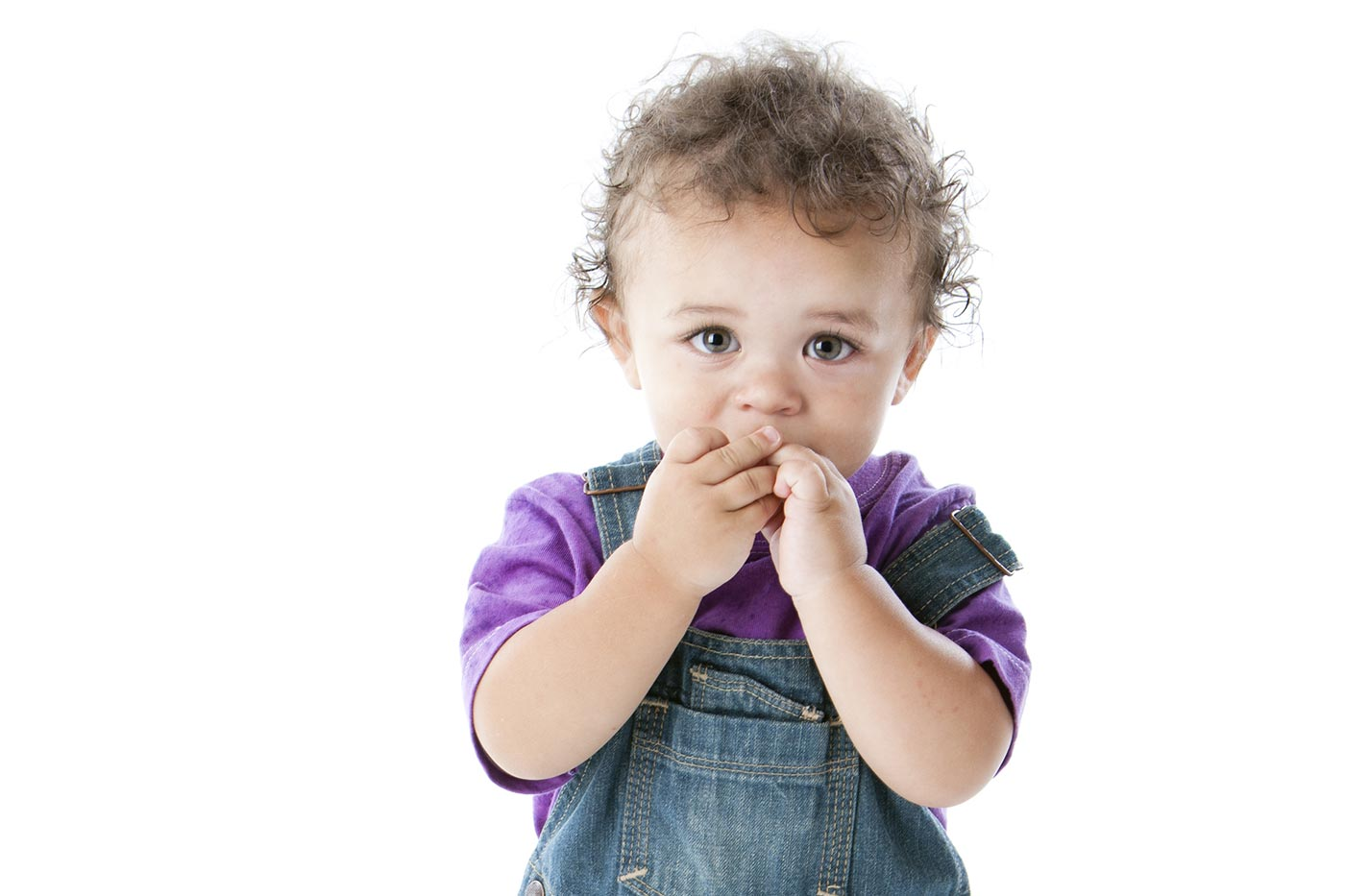 Stranger Anxiety in Toddlers