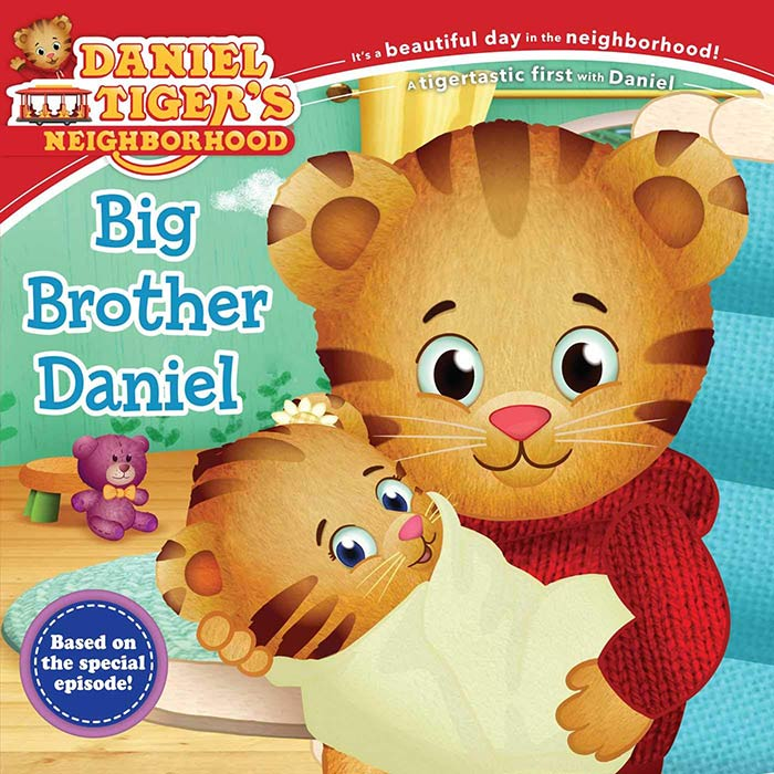 Big Brother Daniel by Angela C. Santomero