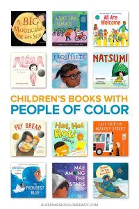 Children's Books with People of Color