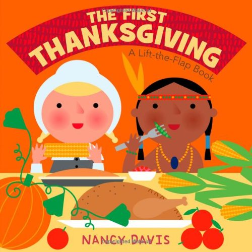 The First Thanksgiving by Kathryn Lynn Davis