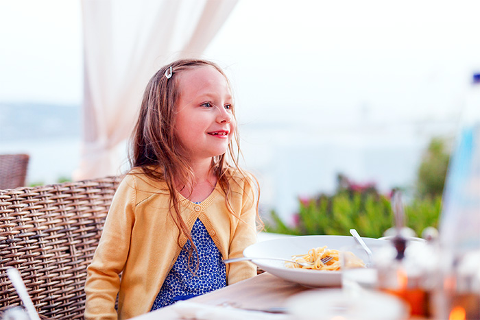 Learn how to improve children's table manners. Click here for ideas on creating a positive dining experience for the whole family.
