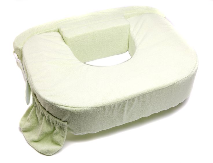 twin nursing pillow