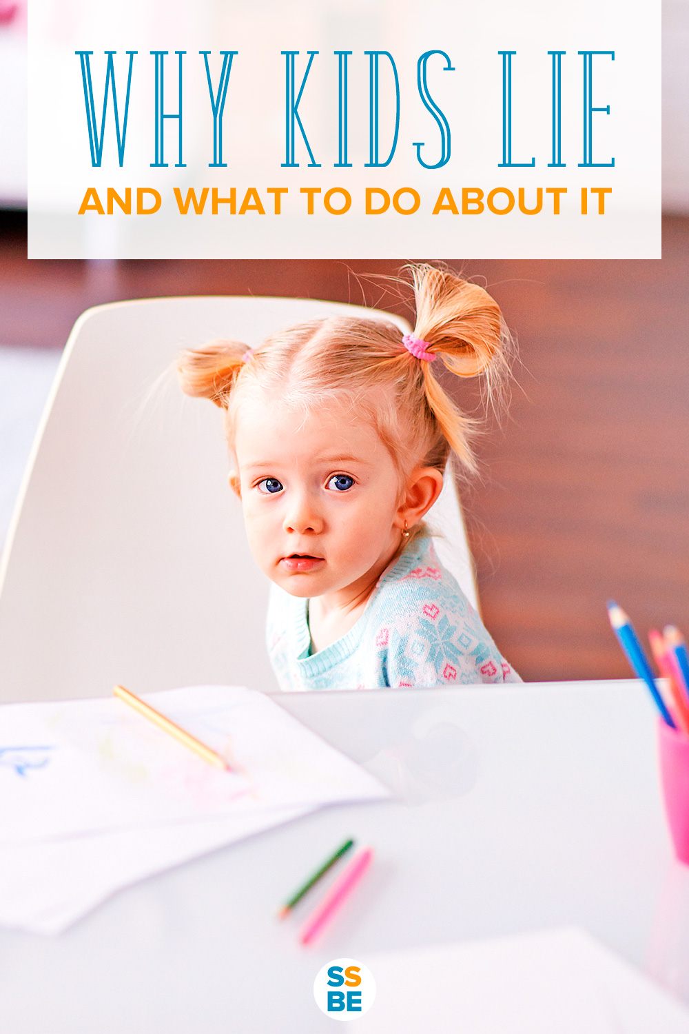 Kids lie for various reasons; some because of their age, and some for the same reasons you and I do. Learn why kids lie — and the right way to handle it. Even includes a FREE 5-Day Better Parenting Email Challenge, where you'll tackle one parenting tip per day you can implement right away!