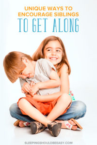 Sibling rivalry isn't inevitable. Many children actually like and get along with their siblings. Here's how to encourage a strong sibling bond from a young age.