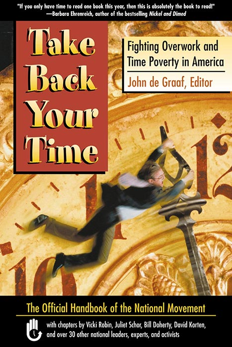 Take Back Your Time by John de Graaf