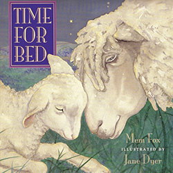 Time for Bed by Mem Fox