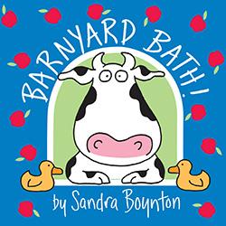 Barnyard Bath by Sandra Boynton