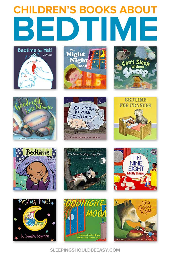 Children's Books about Bedtime