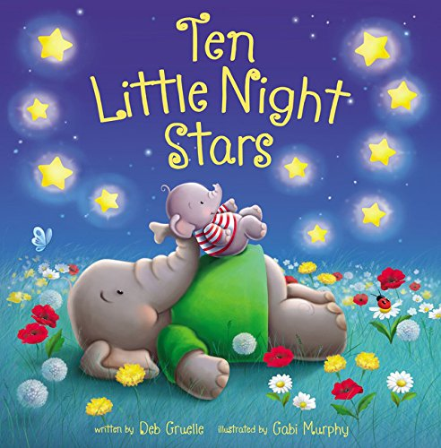Ten Little Night Stars by Deb Gruelle